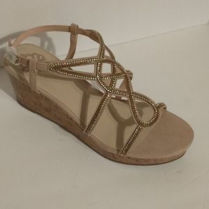 Fergalicious By Fergie Wedge sandals
